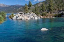 Sand Harbor State Park, Nevada on Lake Tahoe